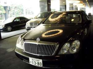 The Maybach